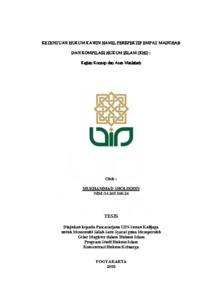 Kompilasi hukum islam pdf buku