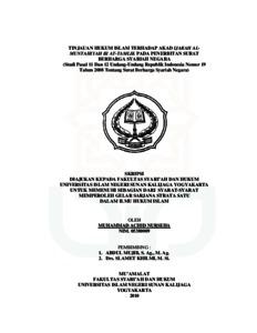 Tinjauan Hukum Islam Terhadap Akad Ijarah Almuntahiyah Bi At